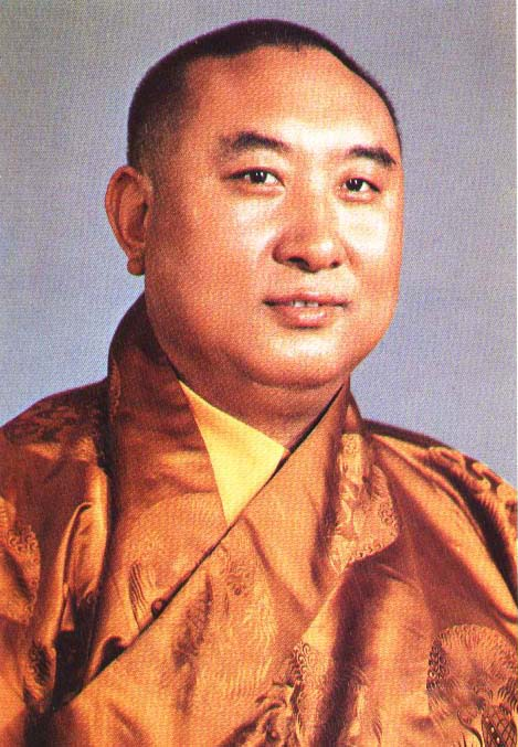Choekyi Gyaltsen, 10th Panchen Lama