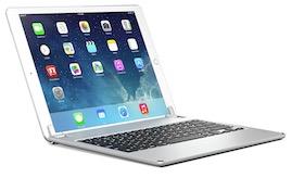 Brydge 12.9 Bluetooth Backlit Aluminum Keyboard for iPad Pro 12.9