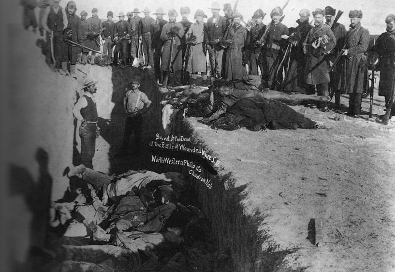 Wounded Knee Massacre 1891