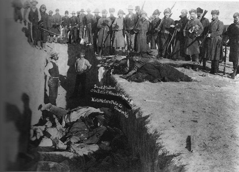 Wounded Knee Massacre 1891