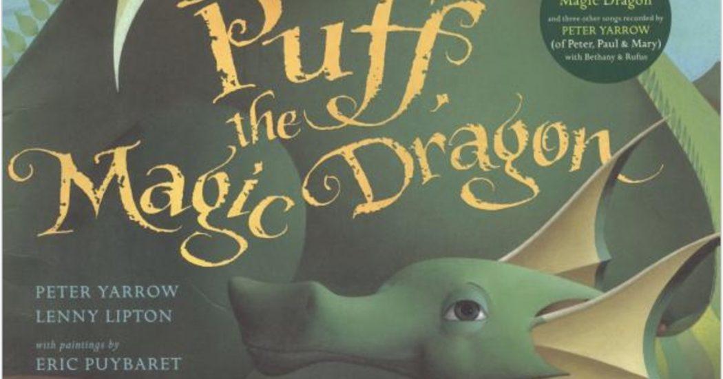 "The Sorcerer's Apprentice Who Wrote ""Puff The Magic Dragon"""