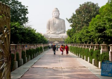 Tibetans Determined To See Dalai Lama Speak At Bodh Gaya, Birthplace Of Buddhism