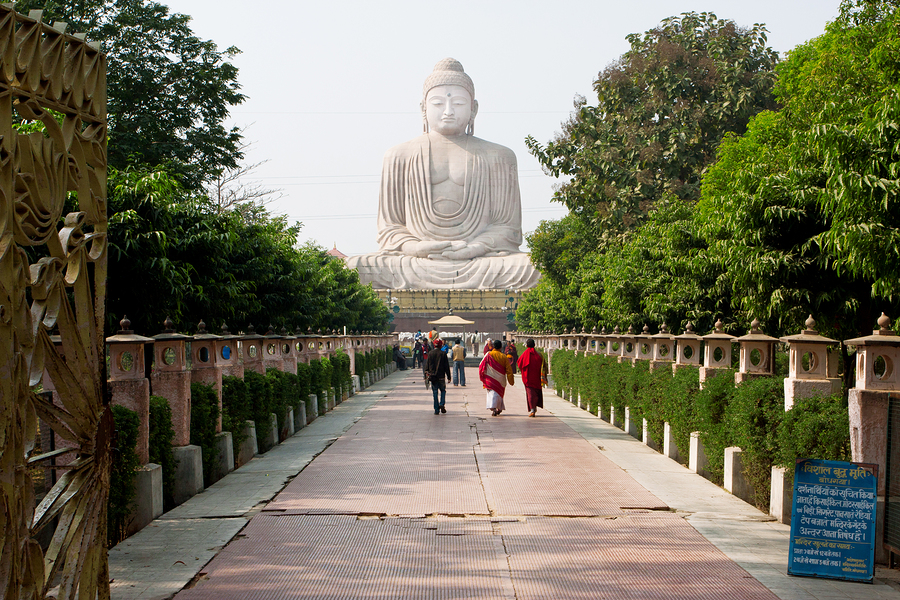 Birth Place Of Buddhism Bihar India: Tibetans Determined To See Dalai Lama Speak At Bodh Gaya