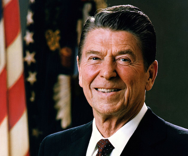 Ronald Reagan - 40th President of the United States