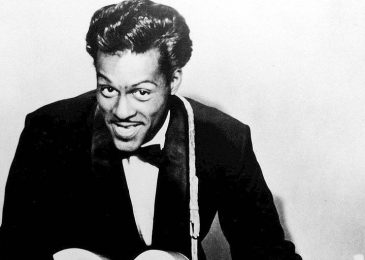 Chuck Berry, Charismatic Singer, Songwriter And One Of The Greatest Guitarists Af All Time