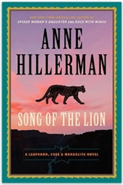 Song of the Lion - A Leaphorn, Chee & Manuelito Novel