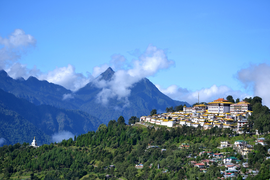 Tawang Monastery, 2nd largest monastery in the world